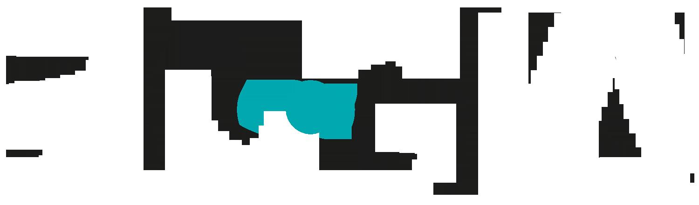 LogoBugia-Turchese (Bianco)